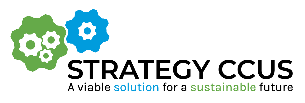 Strategy CCUS Logo